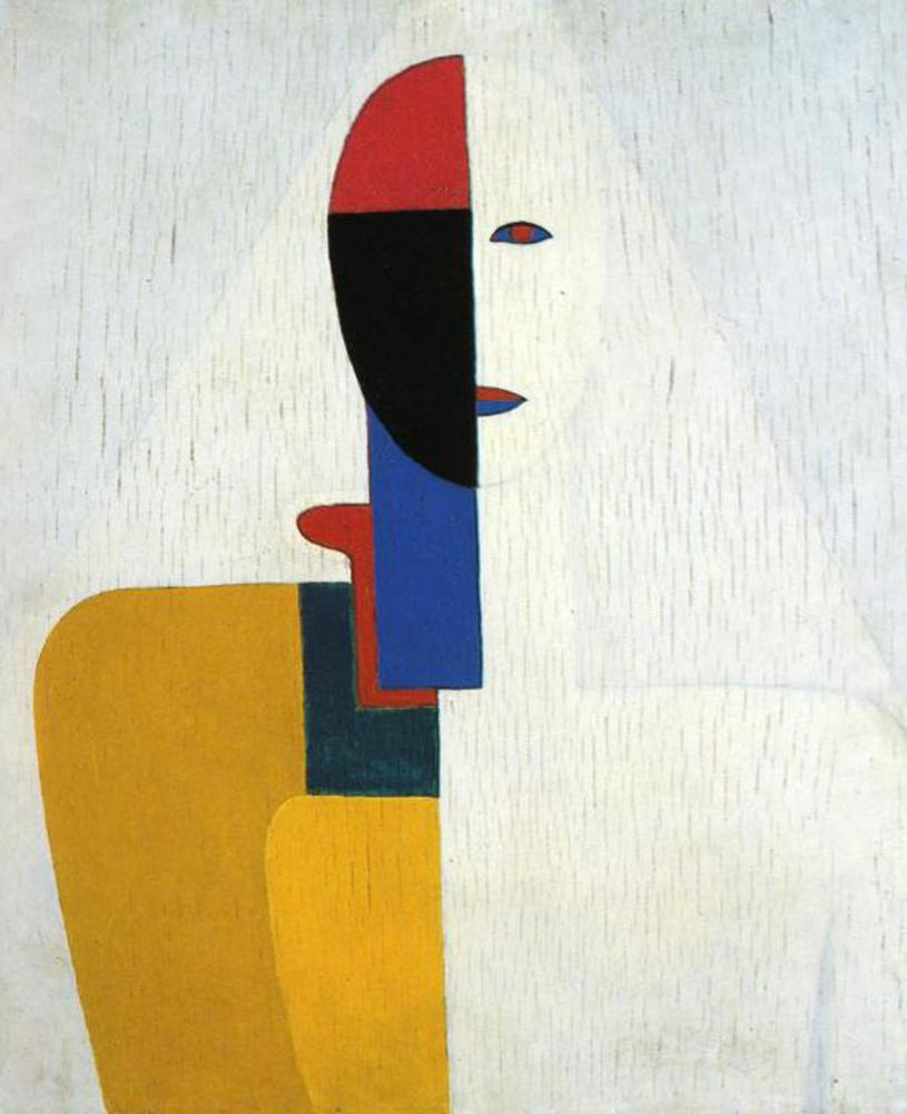Kazimir malevich   woman torso.thumb