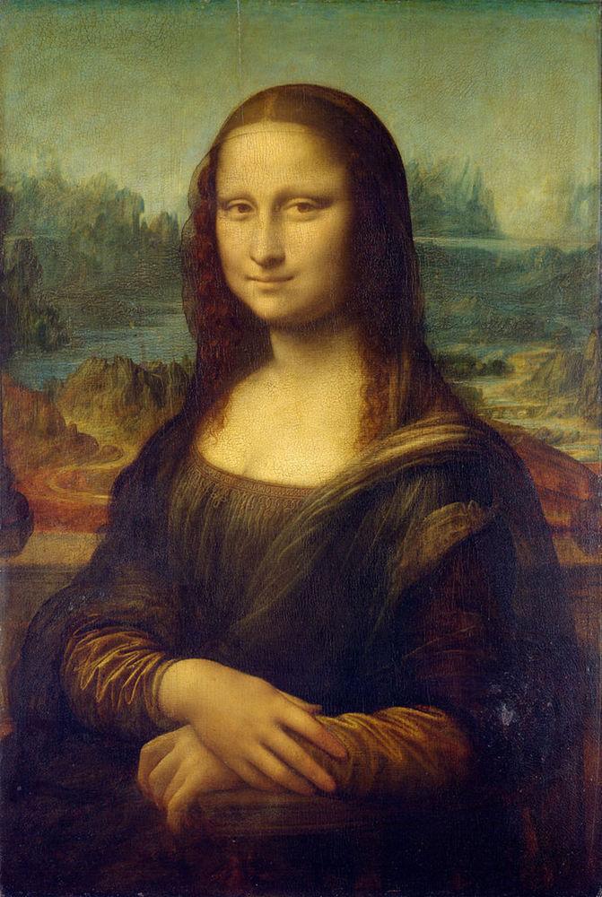 Mona lisa  by leonardo da vinci  from c2rmf retouched.thumb