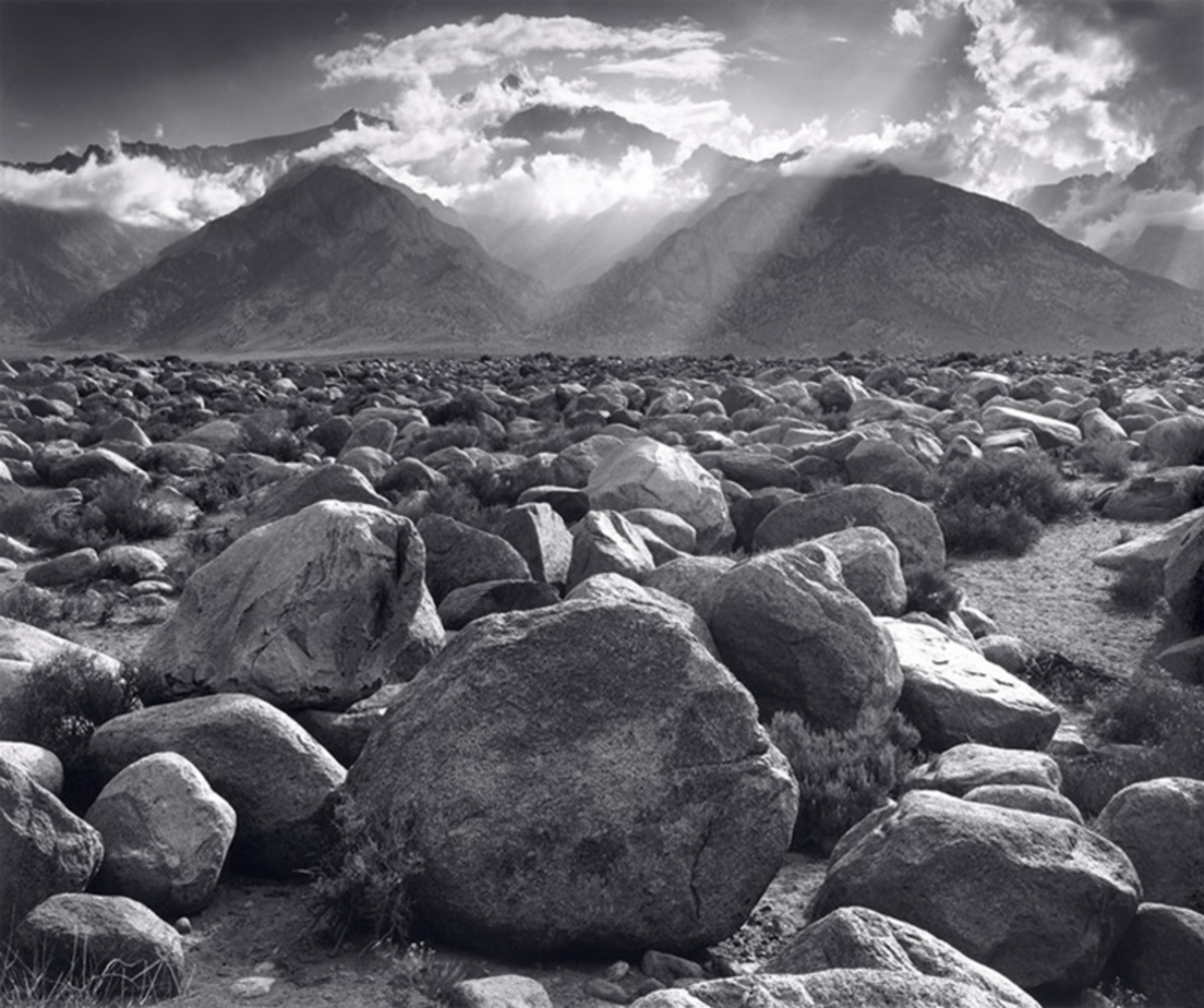 Ansel adams   mount williamson.thumb